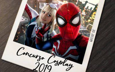 Concurso Cosplay #ComarCON19