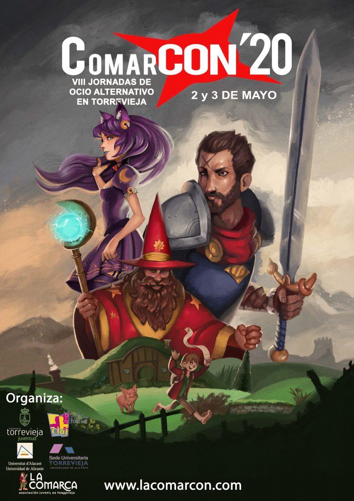 Cartel ComarCON20